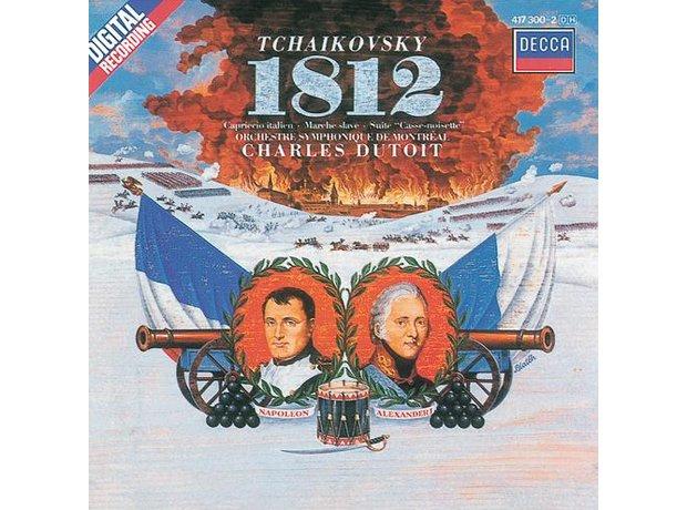 Tchaikovsky, Capriccio Italien, by Charles Dutoit
