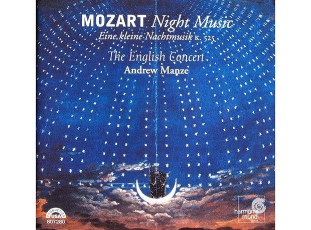 Mozart Eine Kleine Nachtmusik (Serenade No.13 in G) album cover
