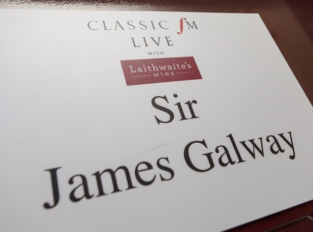Classic FM Live 2013 behind the scenes