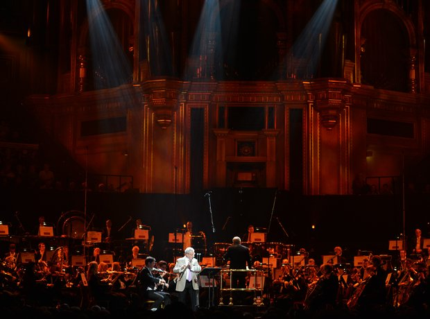 Sir James Galway Classic FM Live 2013 the performa