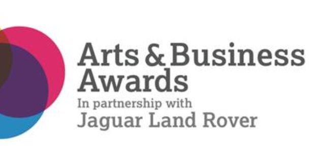 arts & business awards