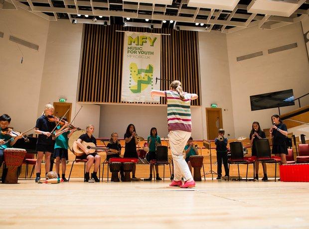 Dulwich Hamlet Junior School Fusion Ensemble