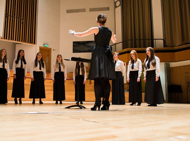 Egglescliffe School Senior Girls Chamber Choir