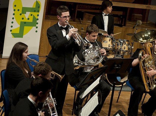 Greater Gwent Youth Brass Ensemble