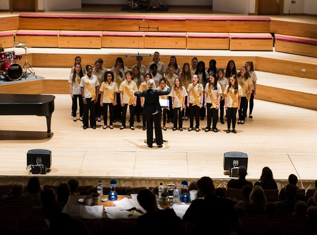 Gumley Chamber Choir