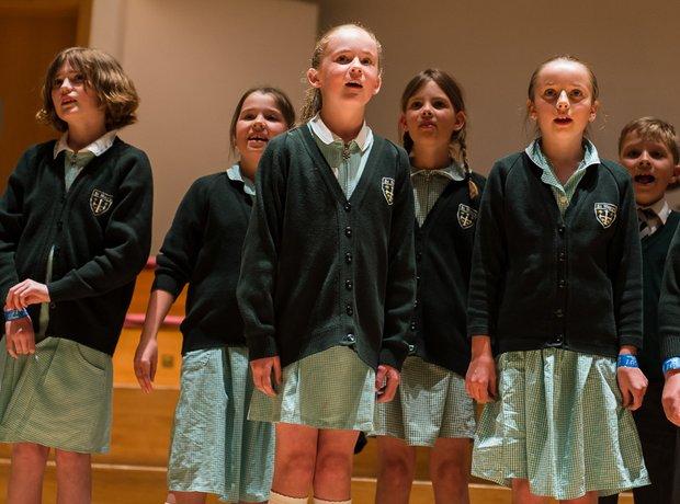 St Mary's School Choir