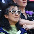 Mitsuko Uchida at Wimbledon