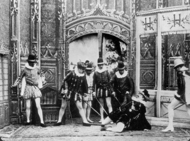 Duke of Guise Saint-Saens film