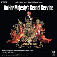 On her majesty's secret service OST