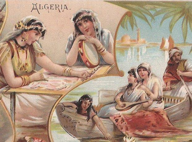 Algeria Holst Beni Mora