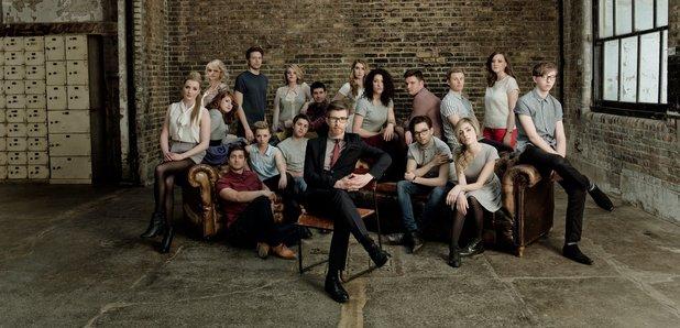 Gareth Malone's new choir