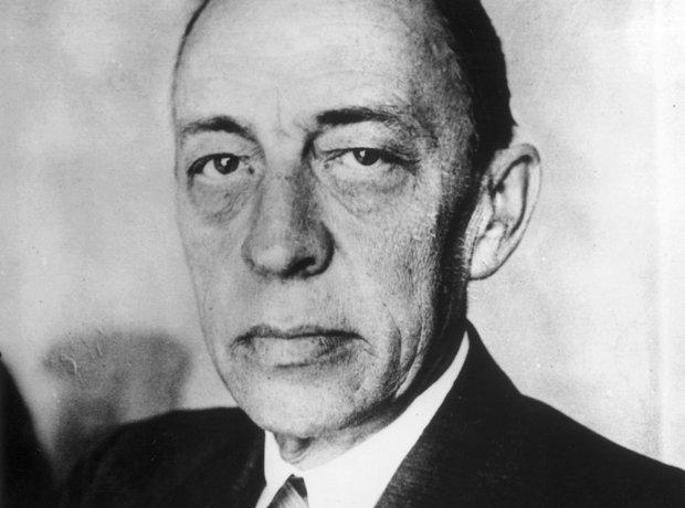 Sergei Rachmaninov composer