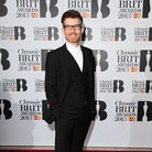 Gareth Malone at the Classic Brit Awards 2013
