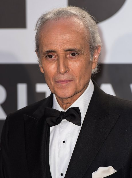 Jose Carreras Classic Brit Awards 2013