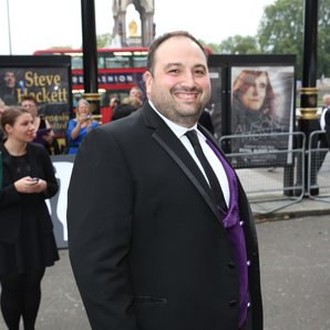 Wynne Evans at Classic Brit Awards 2013