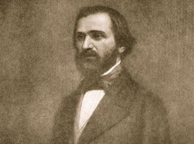 Young Giuseppe Verdi