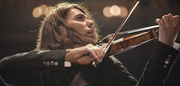 David Garrett Paganini film