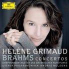Helene Grimaud Brahms piano concertos