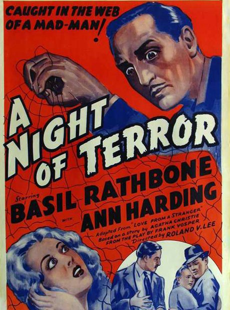 A Night of Terror Love from a Stranger