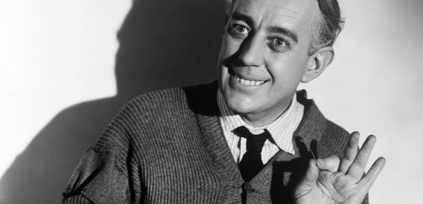 Alec Guiness The Ladykillers