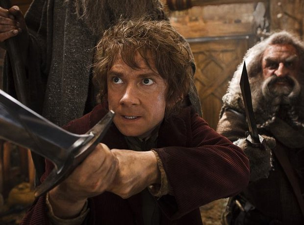 The Hobbit: the Desolation of Smaug pictures