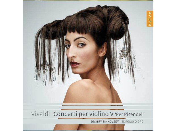 Vivaldi Violin Concertos Minasi Sinkovsky