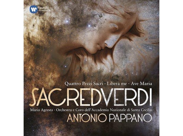 Sacred Verdi Antonio Pappano