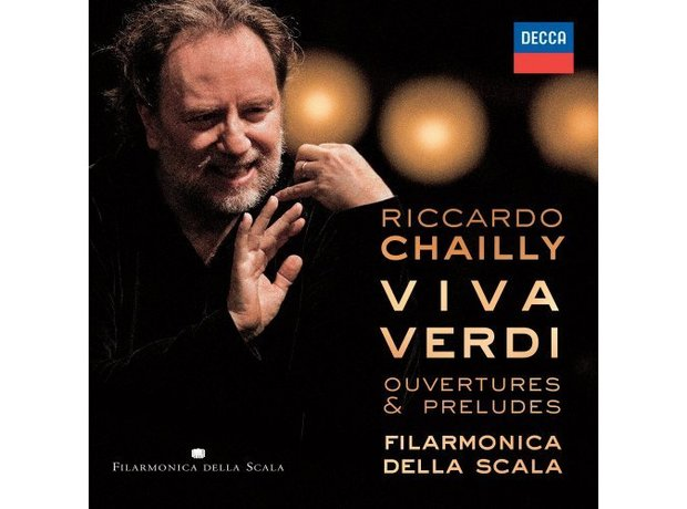 Riccardo Chailly Verdi Overtures Preludes