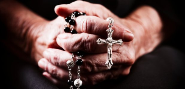 Ave Maria Hail Mary rosary