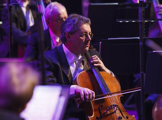 Classic FM Live in Cardiff 2014: the rehearsal
