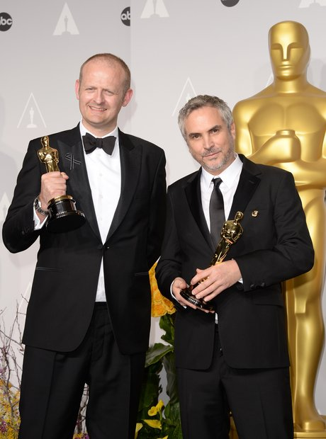 Mark Sanger and Alfonso Cuarón