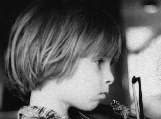 Joshua Bell child violinist