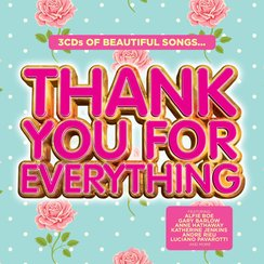 Thank You For Everything album
