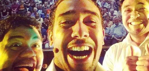 SOL3 MIO selfie