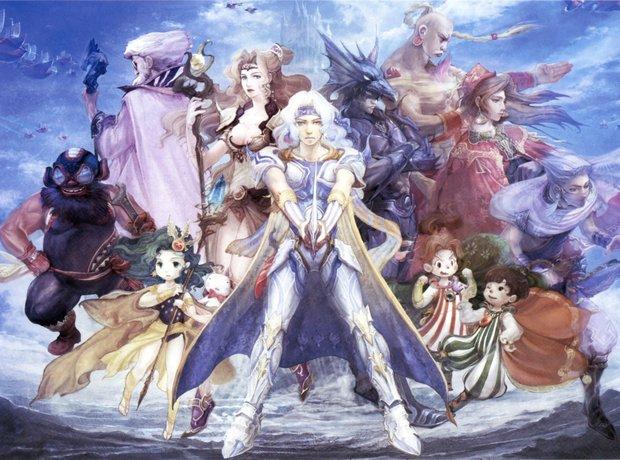 Final Fantasy IV Nobuo Uematsu