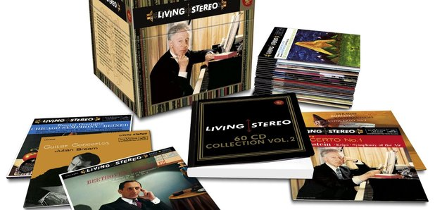 RCA LIving Stereo Boxed Set