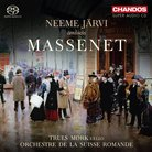 Neeme Jarvi conducts Massenet Chandos Truls Mork