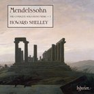 Howard Shelley Piano Mendelssohn solo