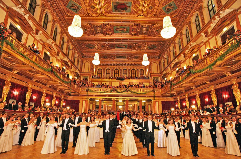 Vienna Golden Auditorium Musikverein
