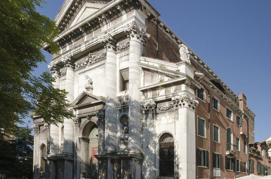 Chiesa di San Vidal Venice