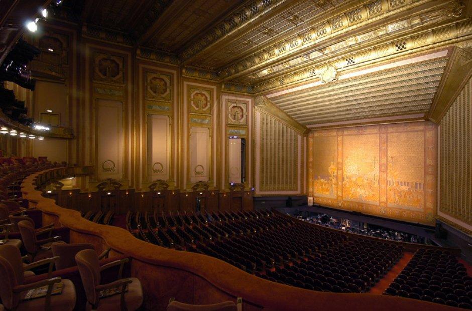 Chicago Lyric Opera Ardis Krainik Theater