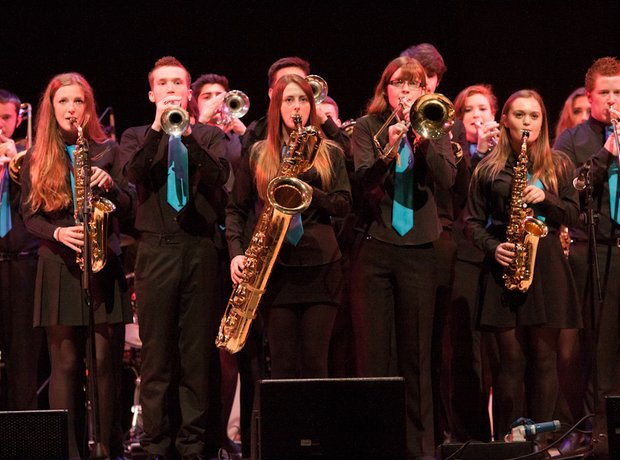 Luton Youth Jazz Orchestra