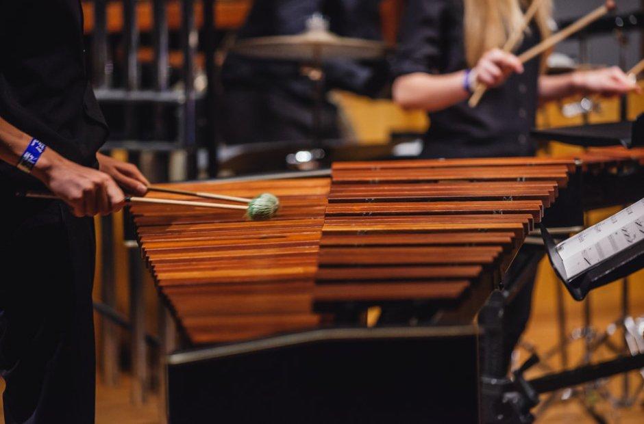 Northampton Youth Percussion Ensemble