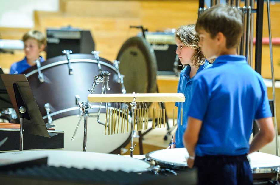 Pinewood School Percussion Ensemble
