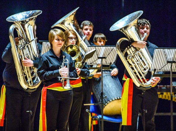 Rochadale Borough Youth Brass Band