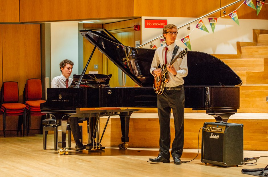 Twyford Advanced Jazz