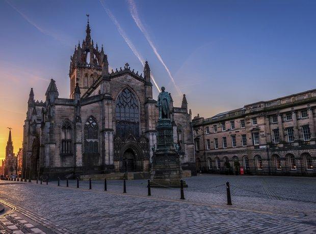 Mendelssohn Scotland Edinburgh