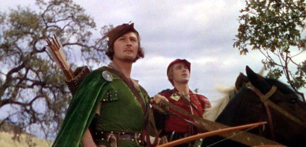 adventures Robin Hood Errol Flynn
