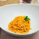 sea urchin spagheti