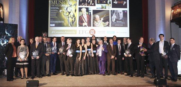 Gramophone Awards 2014
